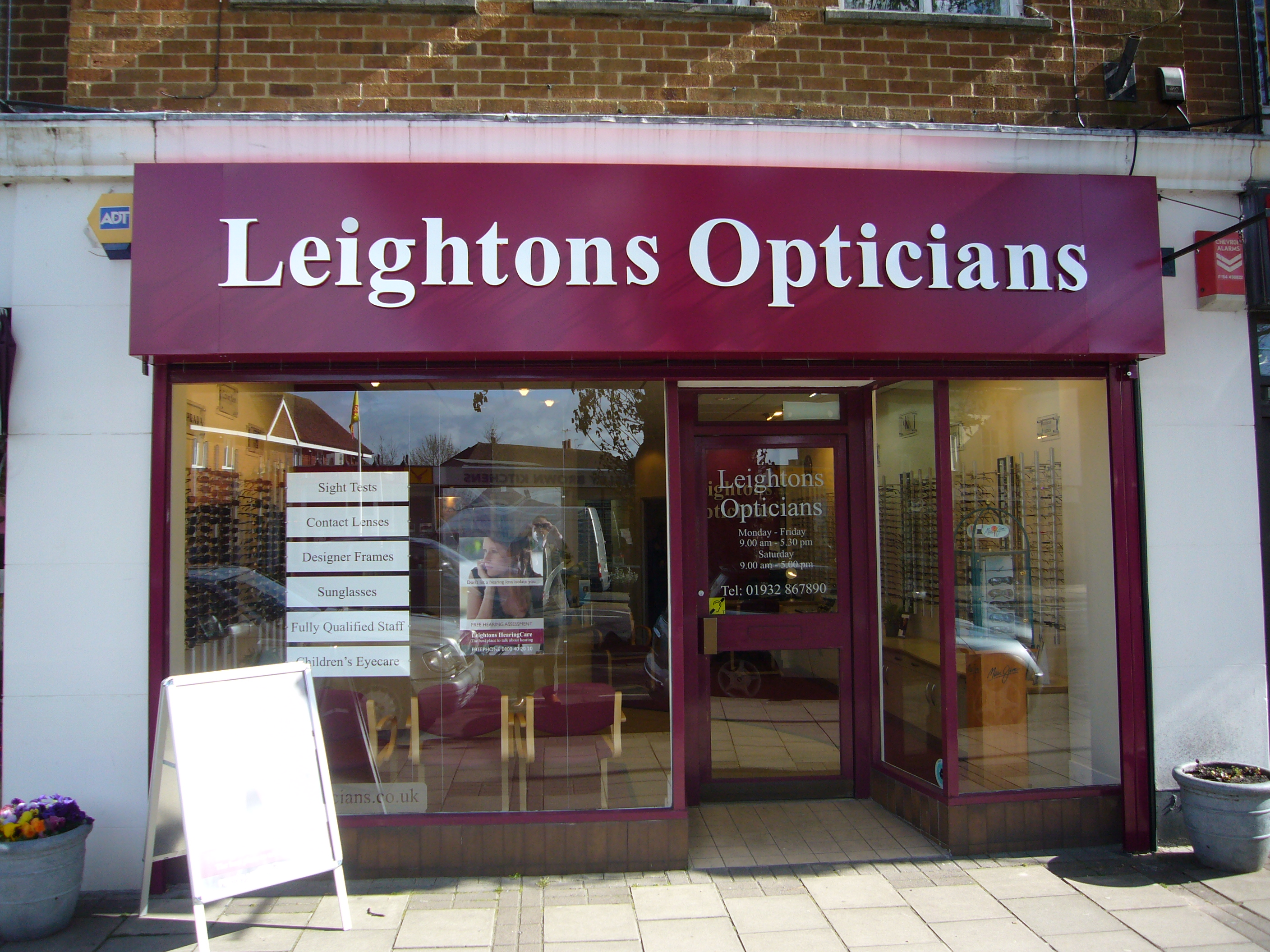 5a2453f5b77 Cobham. by Leightons Opticians   Hearing Care ...